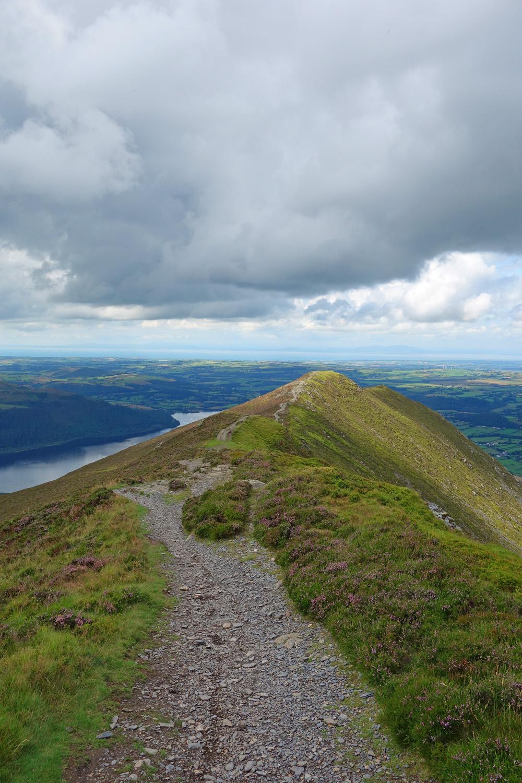 "Featured image for ""Climbing Skiddaw via Longside Edge"""